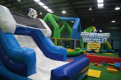 Inflatable world