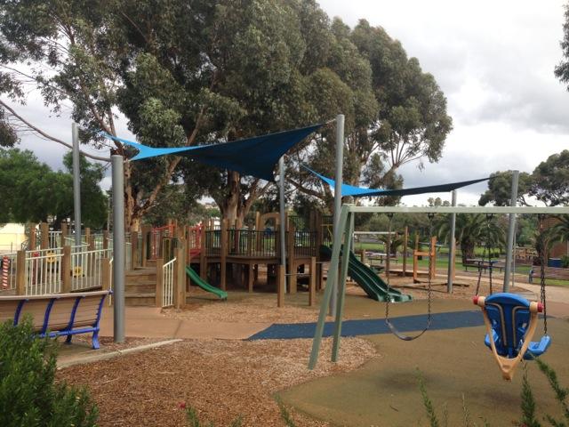 Maribyrnong Playground