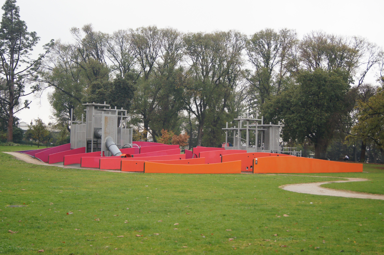 Carlton Gardens Playground