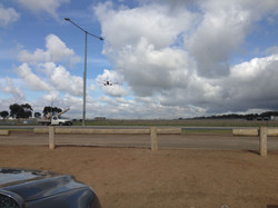 Airport Viewing Area