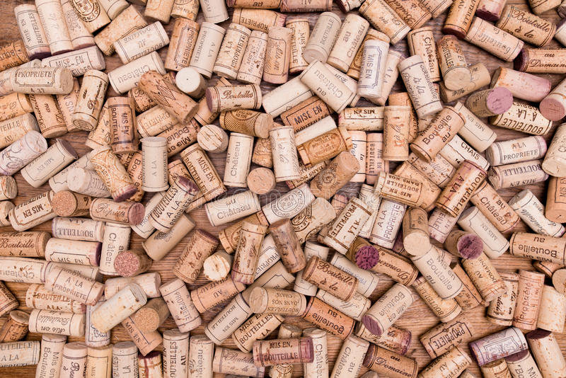 stacking-wine-cork-background-vintage-ye