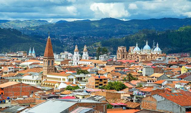 CUENCA, ATENAS DEL ECUADOR