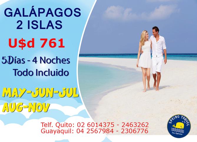 Tour Islas Encantadas