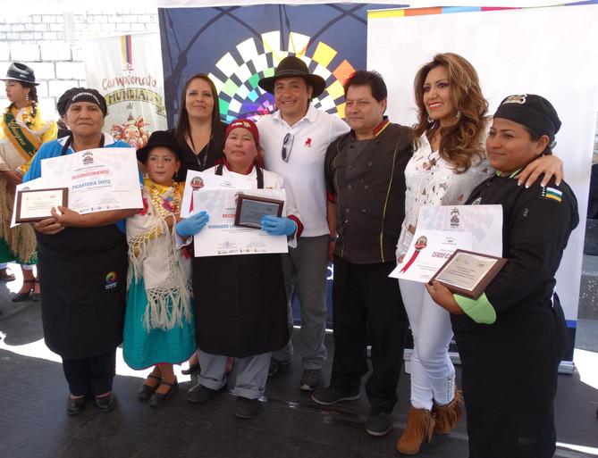 Pichincha, Napo y Orellana tienen sus finalistas en Mundial del Hornado