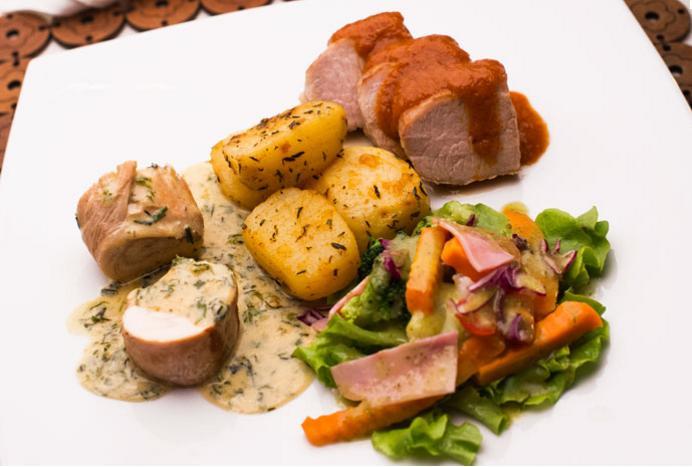 Gastronomía D. T.
