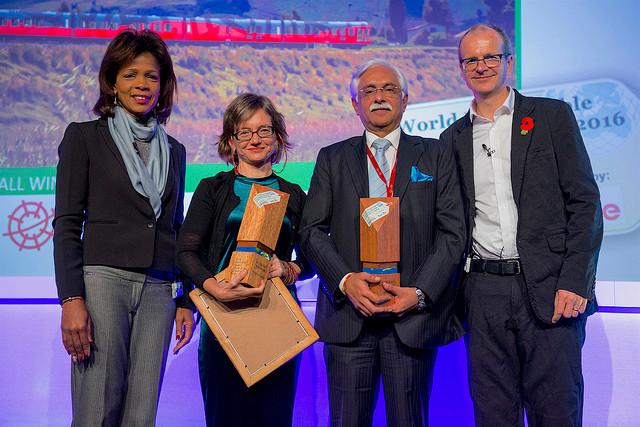 Tren Ecuador World Responsible Tourism Awards
