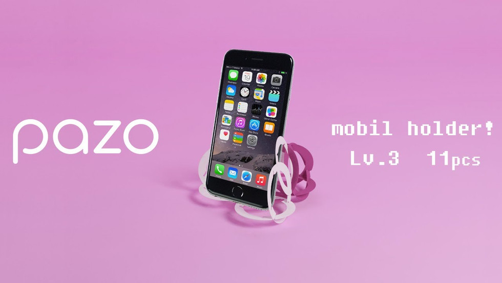 PAZO mobile holder