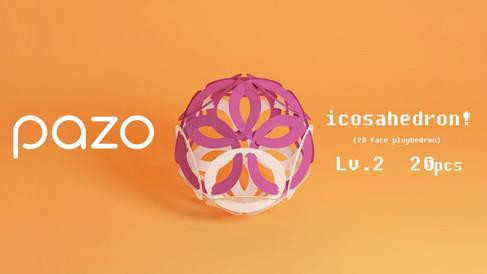 PAZO icosahedron