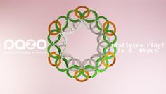 pazo mistletoe ring tutorial!