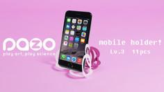 pazo mobile holder tutorial!