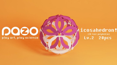 pazo icosahedron tutorial!