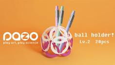 pazo ball holder tutorial!