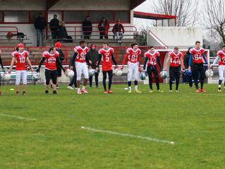 Les U19 ne trouvent pas la solution face à Angers.