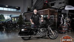 CEO of Harley Davidson