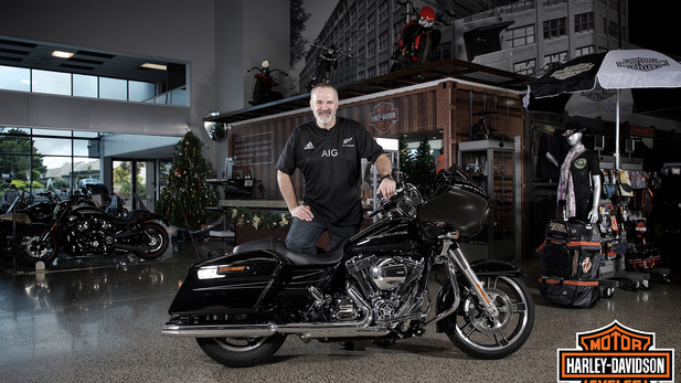 CEO of Harley Davidson