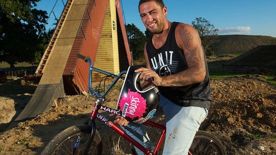 Jed Mildon BMX