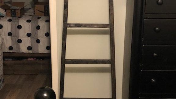 Blanket Rack (stained Black)