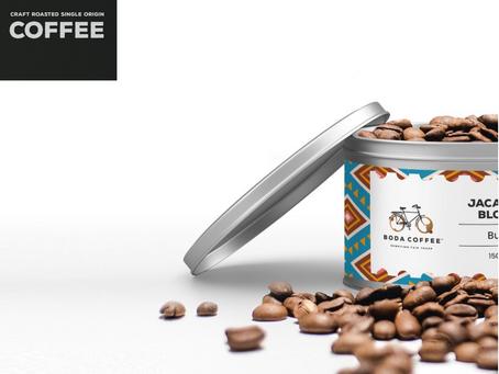 Boda Coffee goes live!