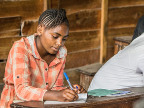 Providing continuous education for girls in Goma, D.R. Congo