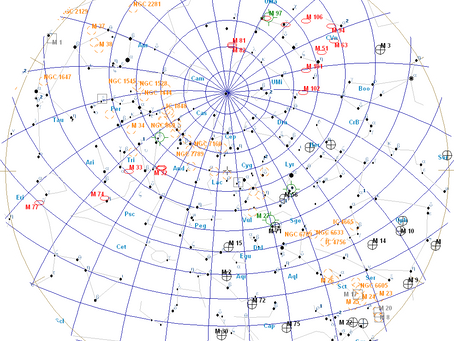 Tonight's binocular sky