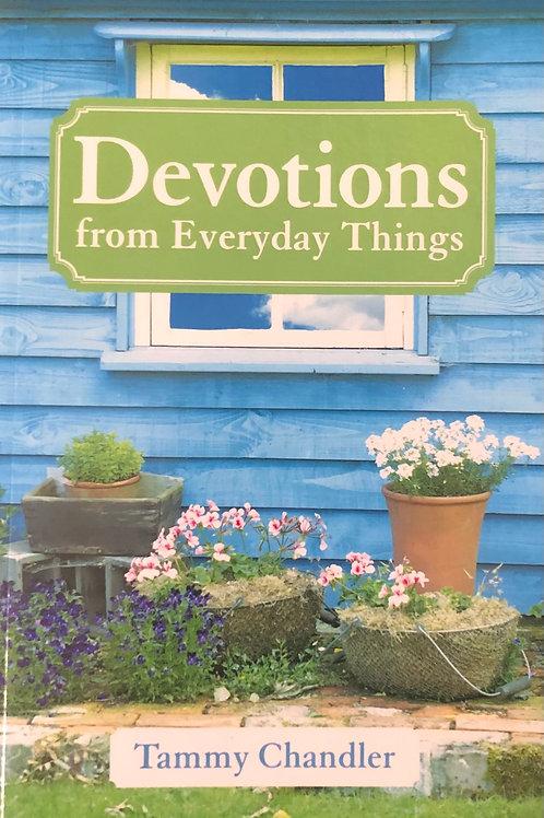 DEVOTIONS by Tammy Chandler