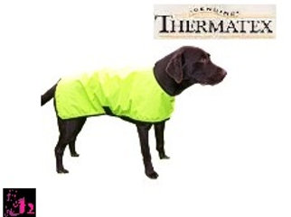Polyurethane Waterproof Dog Coat