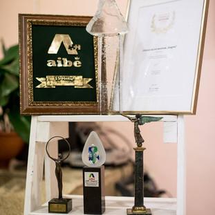 """UAB """"Staginis"""" turi ne vieną apdovanojimą"""