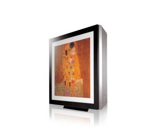 A09FT Sieninis oro kondicionierius LG, Artcool Gallery R32, 2.5/3.0