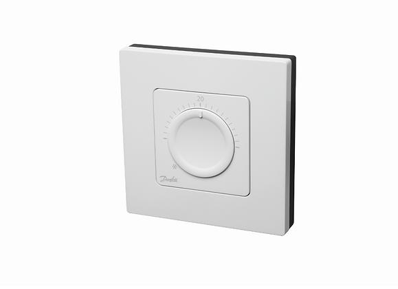 Icon™ termostatas standartinis su pasukamu ratuku, bevielis, virštinkinisi