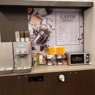 Laikas atsipūsti ir paragauti šviežių pupelių kavos SENUKŲ parduotuvėje