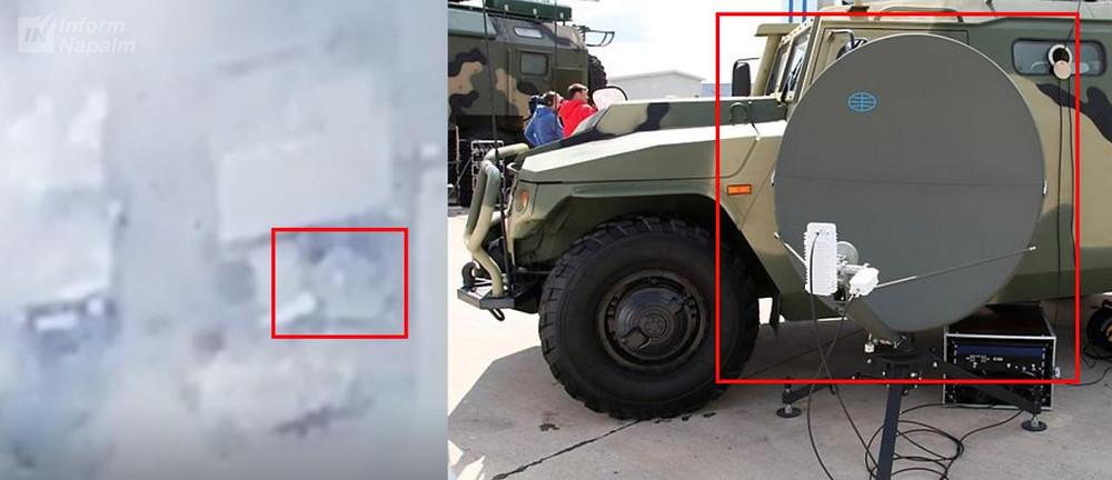 """Donbase buvo pastebėtas rusų komplekso """"MK-BLA-01"""" daugiatikslis šarvuotas automobilis """"Tigr"""""""