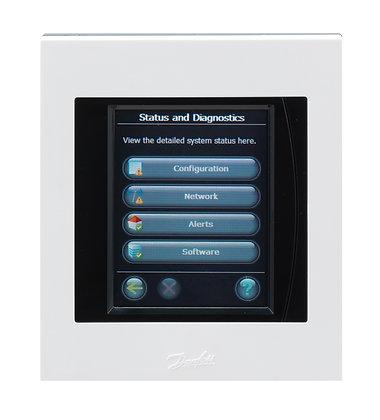 014G0289 Danfoss link centrinis valdiklis PSU su Wi-Fi funkcija, montuojamas i potinkine dezute