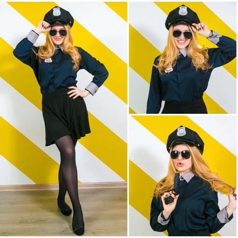 Policininkė