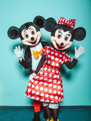 Peliukas Mikis ir Peliukė Mini