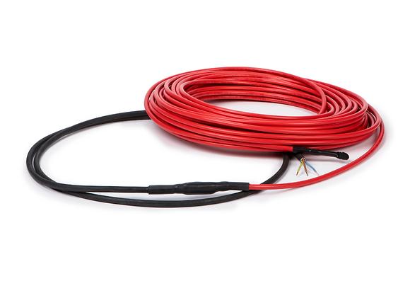 Elektrinio šildymo kabelis DEVIflex™ 18T (DTIP), 180 W, 10 m, 230 V