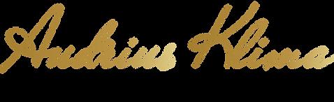 Audrius Klima Logo