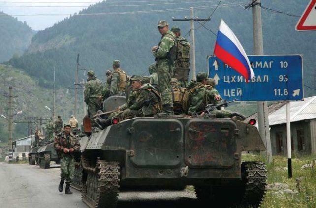Rusijos-Sakartvelo karo pamokos