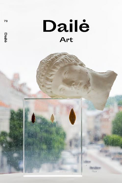"""Žurnalas """"Dailė/Art"""", Lietuvos dailininkų sąjungos leidykla Artseria"""