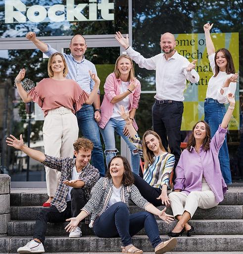 Rockit Impact Accelerator Team