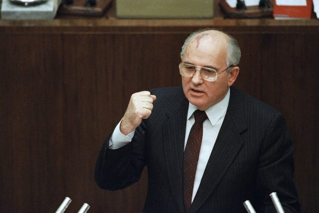 20 Putino metų: po Rusiją klaidžioja kruvina Andropovo šmėkla. 3 dalis