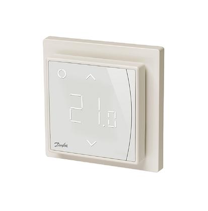 088L1141 Laidinis grindinio sildymo termostatas ECtemp™ Smart RAL90160, Wi-Fi