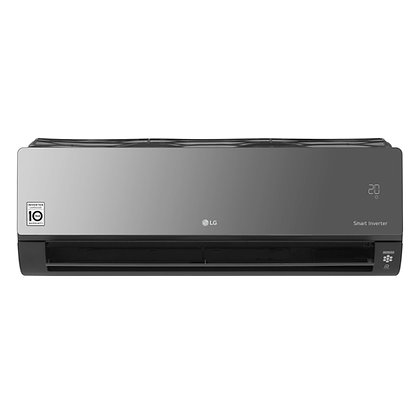 AC12BQ Sieninis oro kondicionierius LG, Artcool Mirror R32 Wi-Fi, 3.5/4.0