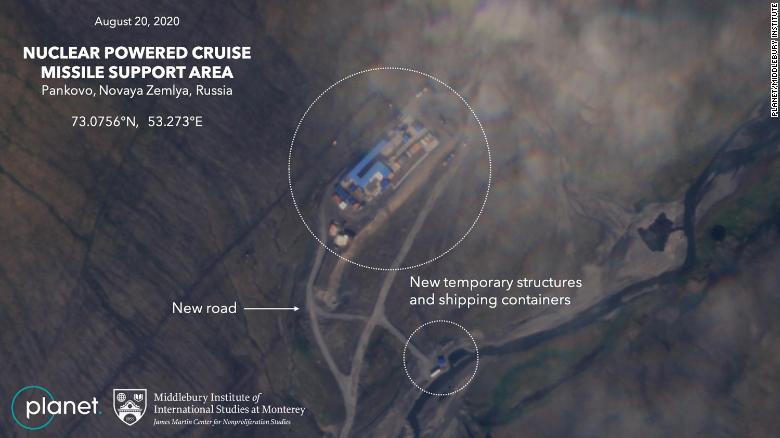 Rusija ruošiasi atnaujinti bandymus, branduolinį variklį turinčios, sparnuotosios raketos