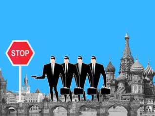 Kremliaus diplomatų apginklavimas