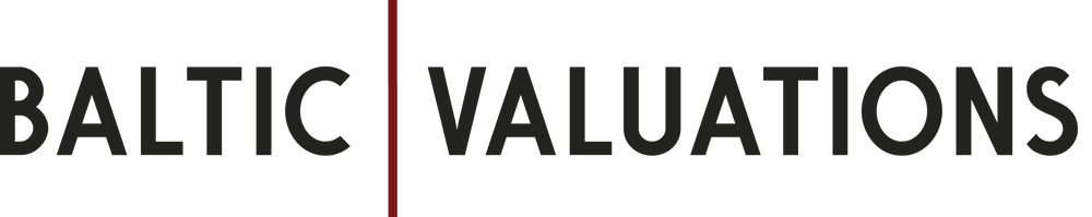 Baltic Valuation logotipas, logo kūrimas, logo