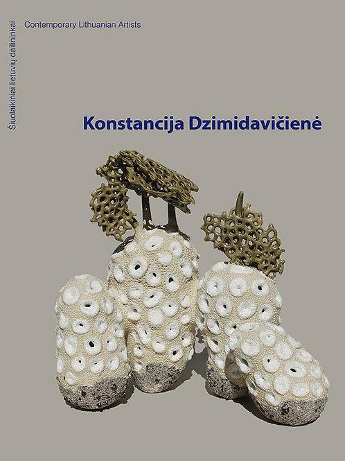 Serija. Šiuolaikiniai Lietuvių dailininkai. Konstancija Dzimidavičienė