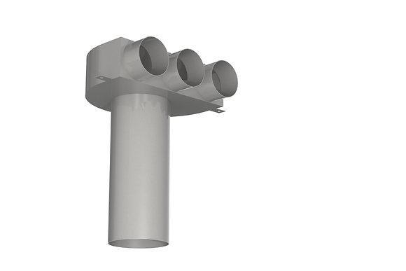 089F0658 Oro tiekimo dezute – 125-3x75, 300 mm