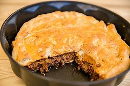 Mėsos pyragas iš Australijos