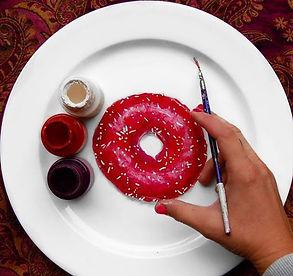 Nauja instagraminė dieta – natiurmortas lėkštėje