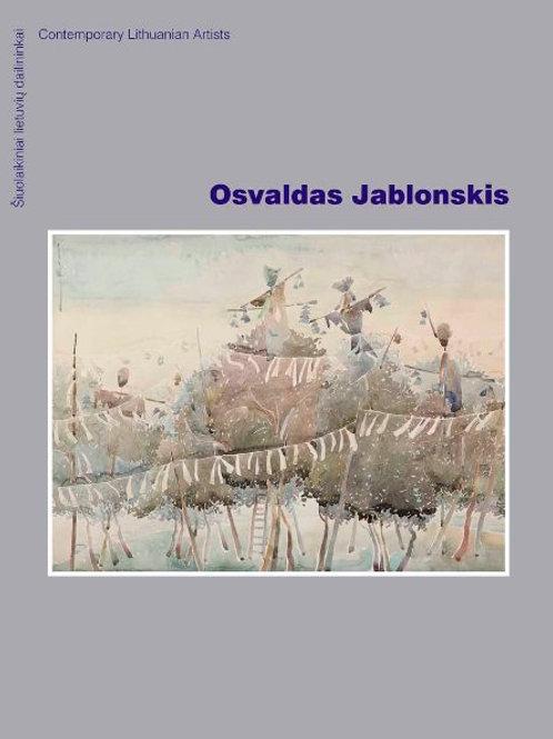 Serija. Šiuolaikiniai Lietuvių dailininkai. Osvaldas Jablonskis